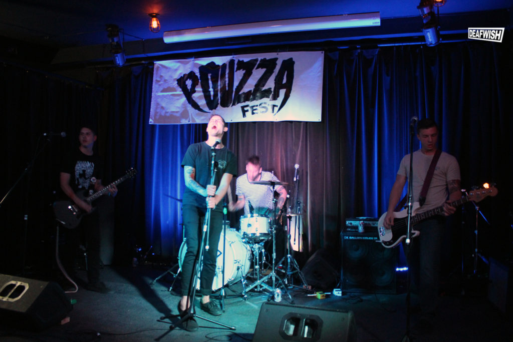 Dead Precedents @ Pouzza Fest 2015 #stream