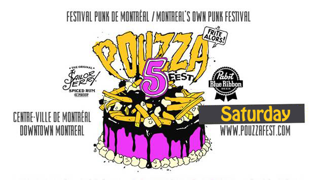 Saturday: 7 Bands to See/Hear at Pouzzafest