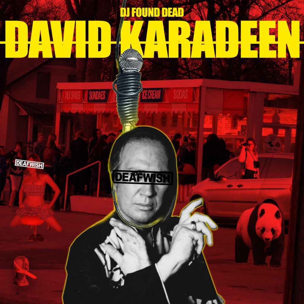 DAVID KARADEEN – dj found dead (prod. by knife beats) #rap #listen