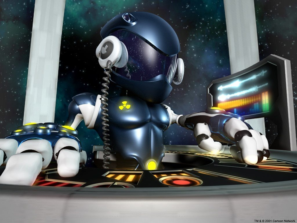 Sorry bud. This Robot is a better Scratch DJ than You.