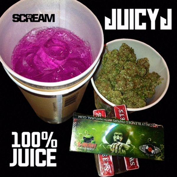 LISTEN: Juicy J – 100% Juice #mixtape