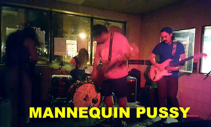 LISTEN: Mannequin Pussy #Philadelphia #rock