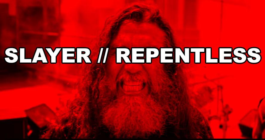 #WATCH: Slayer – Repentless (aka Gory Prison Riot Set to Mediocre Thrash)