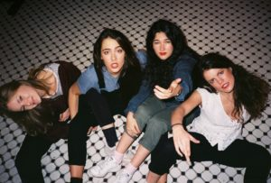Hinds (Spain) & Public Access T.V. @ Bar le Ritz October 25, 2015 #montreal