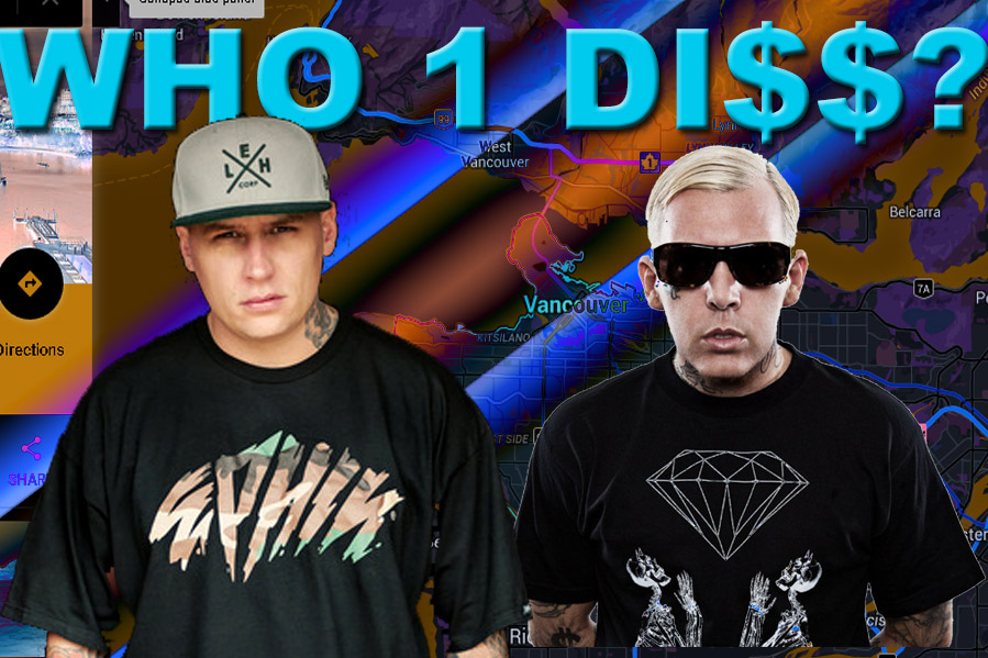 VOTE: Who won? Snak the Ripper VS Madchild #rap #diss