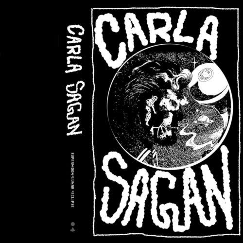 #LISTEN: Carla Sagan – Supermoon Lunar Eclipse #indie #rock #montreal
